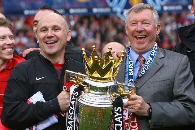 The Importance of Manchester United Coaches from Murphy to Phelan