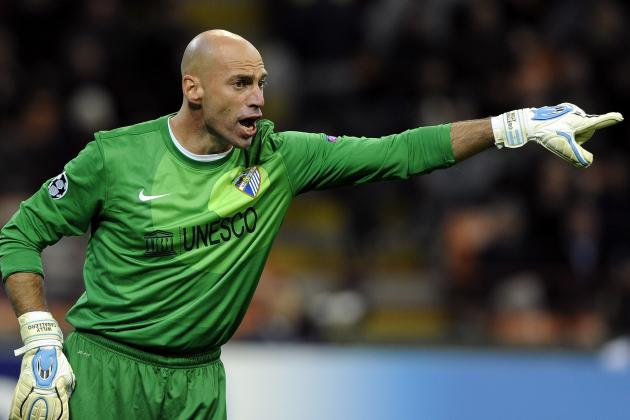 Willy Caballero: Can Malaga's Unsung Hero Be Manchester City's No. 1?