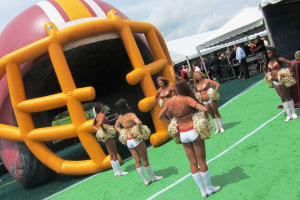 Redskins Unveil New Training Facility in Richmond