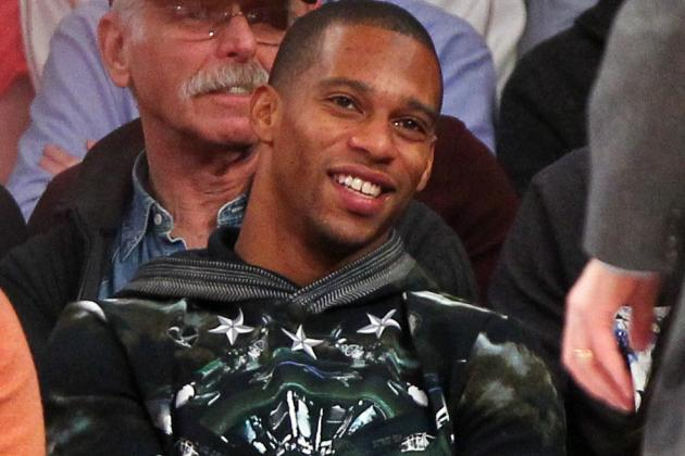 Victor Cruz Never Believed He'd Leave New York Giants