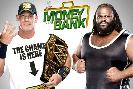 WWE Money in the Bank 2013: Is it Too Obvious that Mark Henry Won't Win?