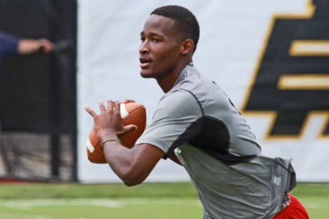 Brandon Harris to LSU: Tigers Land 4-Star QB Prospect