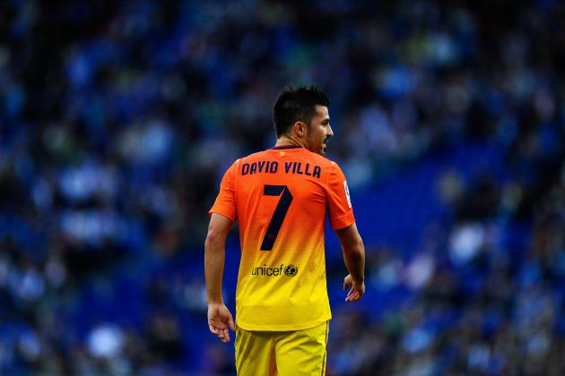 Atletico Madrid: Why David Villa is Falcao's Ideal Replacement