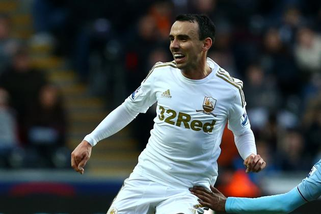 Leon Britton: Wilfried Bony Capture Statement of Intent from Swansea