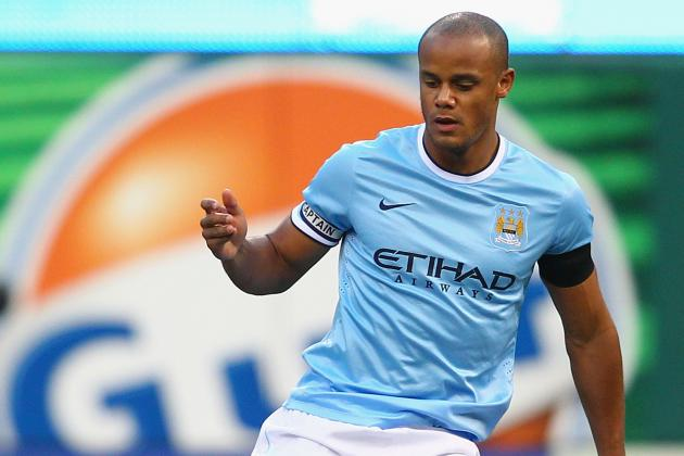 Manchester City Captain Vincent Kompany Wants Trophies