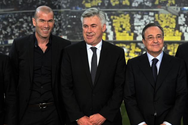 Real Madrid Fixtures for La Liga 2013/14