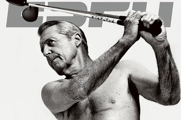 ESPN Body Issue 2013: Gary Player, Matt Harvey and Carly Booth Previews Revealed