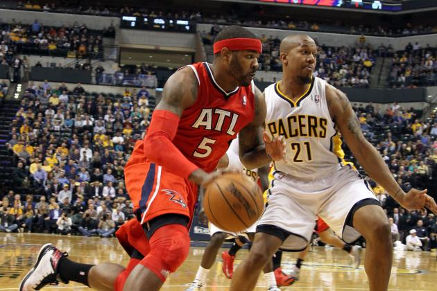 Josh Smith Presents the Detroit Pistons with Serious Offensive Challenges