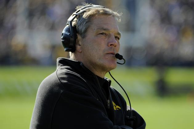 Ferentz Listed Among Five Worst Coaches by Sports Illustrated