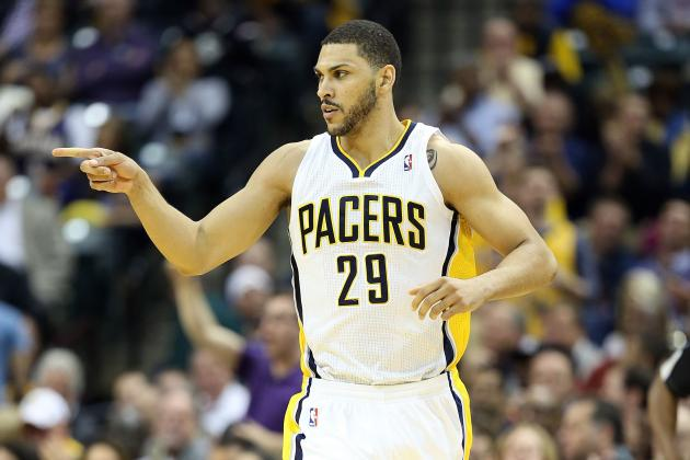 Reports: Spurs Sign Former Pacers Forward Jeff Pendergraph