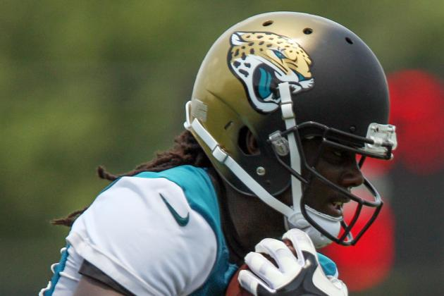 Jaguars Sign Fifth-Round Draft Pick Denard Robinson