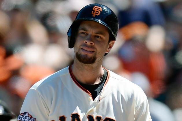 Brandon Belt Went 0-for-8 with a Platinum Sombrero