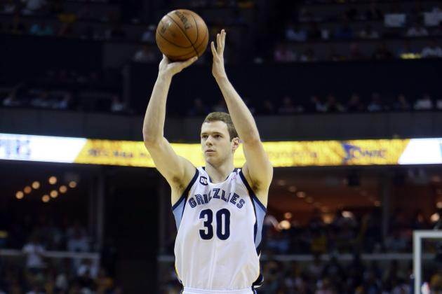 Jon Leuer Agrees to Contract with Memphis Grizzlies