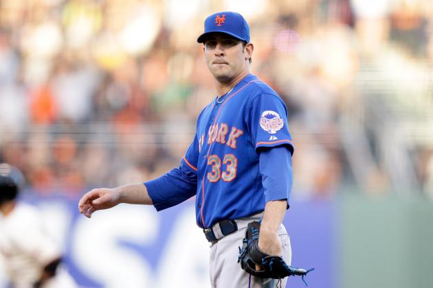 Matt Harvey Is Battling Blisters