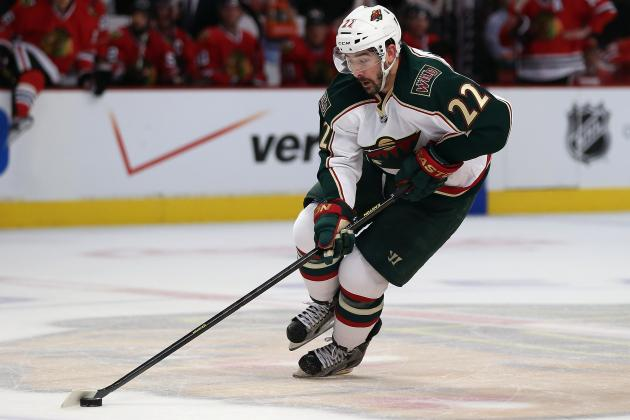 Clutterbuck's Deal Worth $11M over 4-Years