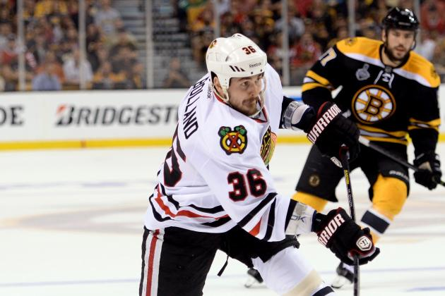 Replacing Mikhail Grabovski with Dave Bolland? Good Luck