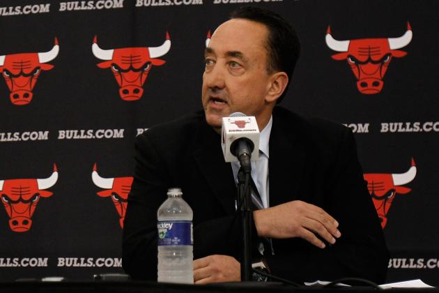 Does the Bulls Front Office Hang on to Assets Too Long?