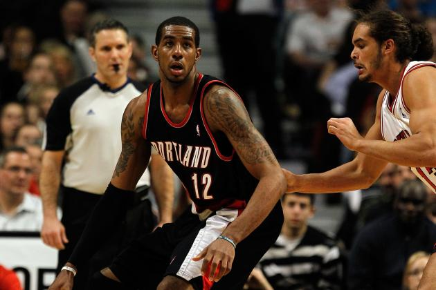 LaMarcus Aldridge: Agents Working to Get Portland Star to Chicago