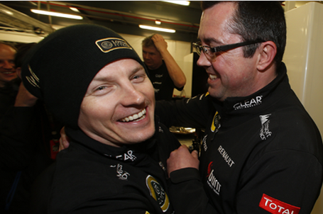 Lotus Believe Raikkonen Could Stay