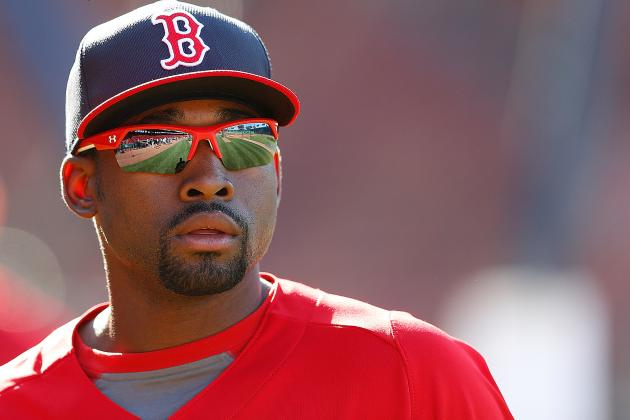 Red Sox reportedly recalling Jackie Bradley Jr.