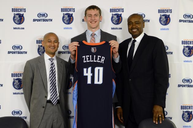 Bobcats Look to Use Cody Zeller to Stretch Defenses