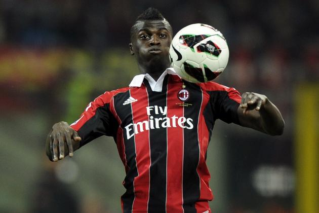 M'Baye Niang: I Must Score More to Succeed at Milan
