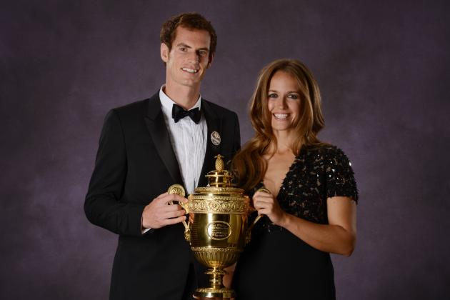 Kim Sears is Perfect Partner for Andy Murray's Rise to the Top