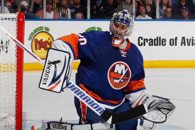 Snow: Isles Re-Signed Nabokov Because 'The Team Wanted Him Back'