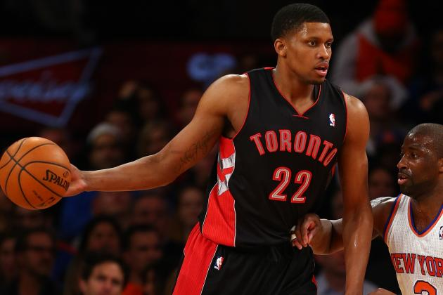 Adjusting Rudy Gay's Role in Raptors' Offense