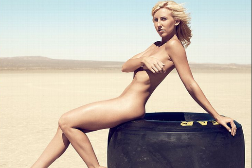 Courtney Force's Body Issue Photos Among ESPN Magazine's Highlights