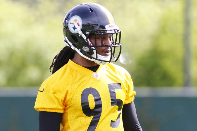 Jarvis Jones Can't Wait for Pittsburgh's Game Day Atmosphere