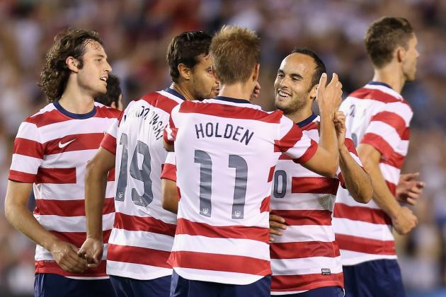 Donovan's Return to USMNT Gives Team Huge Boost Ahead of World Cup