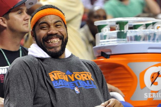 Rasheed Wallace Is Coaching at Summer League, and He's Still Sheed