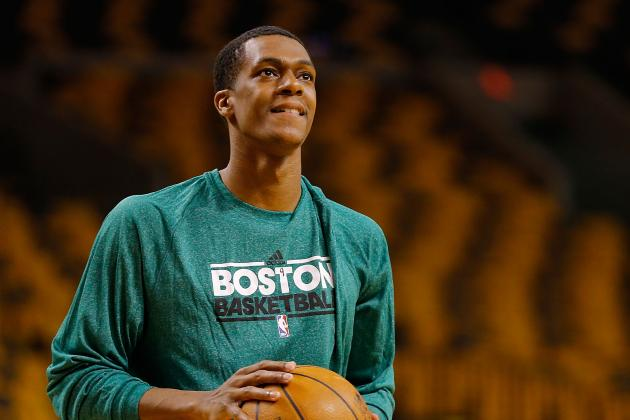 Agent: Rajon Rondo Ready to Play for Brad Stevens