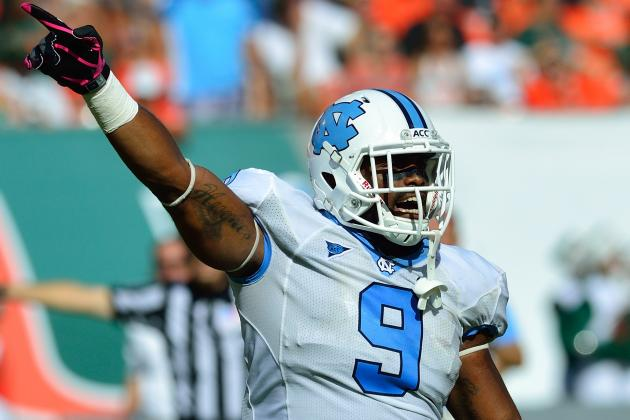 UNC Football: Top 5 Most Important Players for the 2013 Season