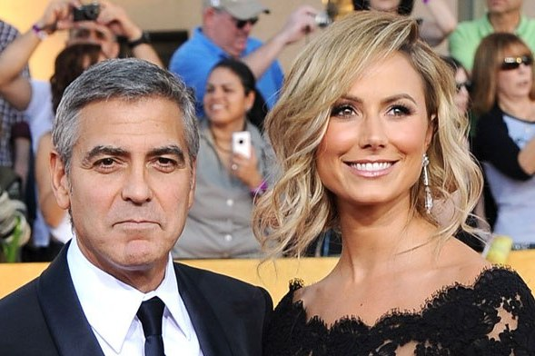 George Clooney & Stacy Keibler Break Up