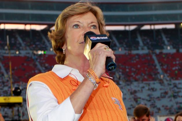 Pat Summitt's Rise to the Top of College Basketball