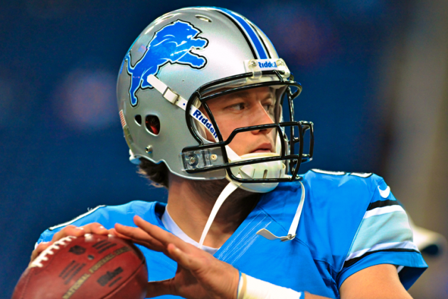 Matthew Stafford and Detroit Lions Agree to Long-Term Extension