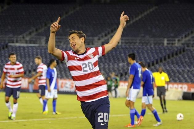 Gold Cup 2013: Why It's the Americans' Tournament To Lose