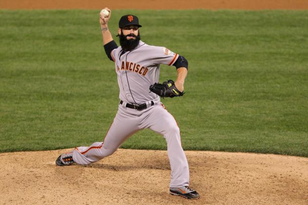 MLB Contenders That Could Use Brian Wilson for the Stretch Run