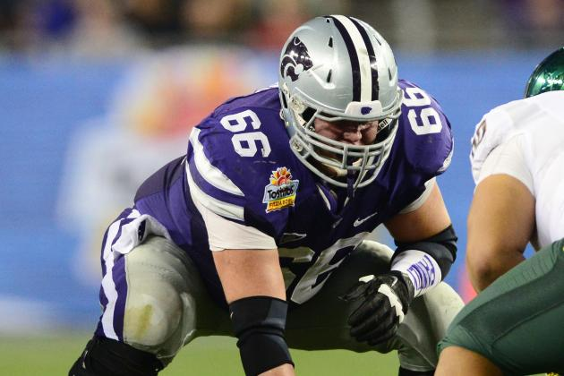 Three from Big 12 on Rimington Watch List