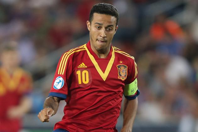 Thiago Alcantara Should Still Consider Switch to Bayern Munich