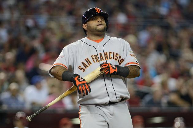 San Francisco Giants: Weight of Pablo Sandoval Will Be His Demise