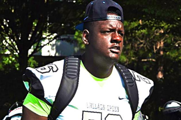 Is Alabama or LSU the Better Fit for 5-Star OT Cameron Robinson?