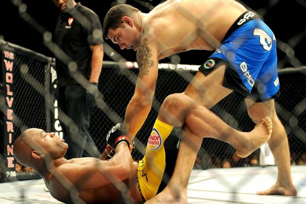 Did Anderson Silva Take a Dive? No -- Here's Why