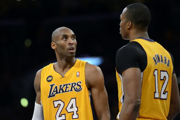 Los Angeles Lakers: Why Kobe Bryant and Dwight Howard Were Doomed From the Start