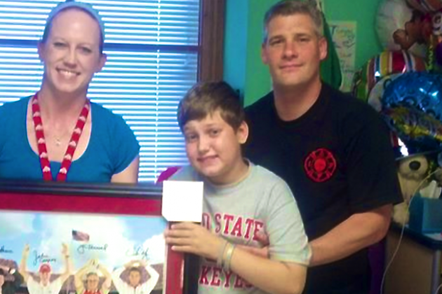 12-Year-Old Ohio State Fan Beating His Brain Cancer Named 'Michigan'