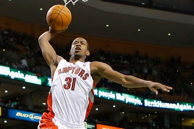 Raptors Announce 2013 NBA Summer League Roster
