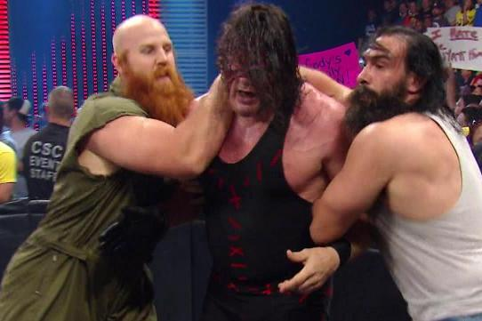 WWE Rumors: SummerSlam 2013 Plans for the Wyatt Family