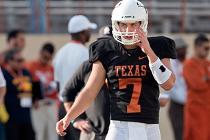 Backup Quarterback Connor Brewer Is Transferring from Texas